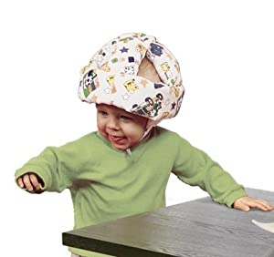 Jolly Jumper Bumper Bonnet Toddler Head Cushion