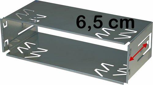 Einbauschacht-JVC-Radio-Radiohalter-Einbaurahmen-ISO