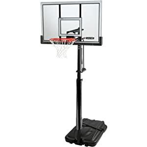 Lifetime 54'' Steel Framed Shatter Proof Portable Basketball System