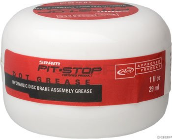 PitStop DOT Disc Brake Assembly Grease, 1 Ounce