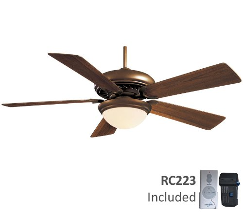 Minka Aire F569-ORB 52in. Supra Ceiling Fan