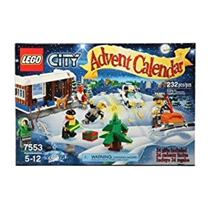LEGO City Advent Calendar 7553