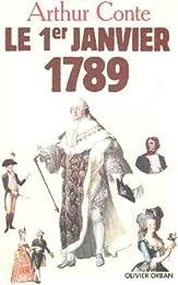 Le  Premier janvier 1789
