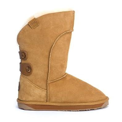 Emu Australia Alba W10088 Chestnut Boots (UK 6)