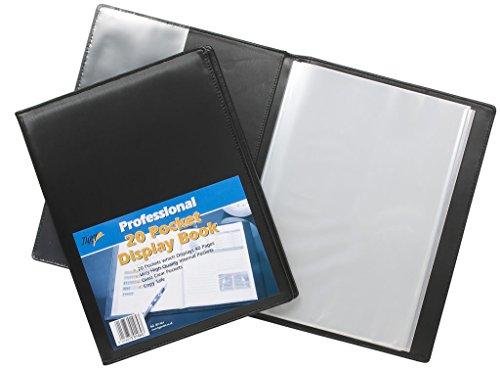 12-x-a4-cuaderno-de-tapa-dura-de-lujo-negro-carpeta-panerai-miren-20pkt