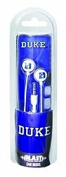 NCAA Duke Blue Devils Blast Earbud Headphones
