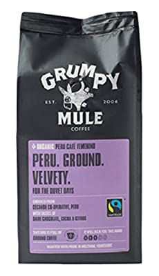 Grumpy Mule Cafe Femenino 227 g (Organic) by Grumpy Mule