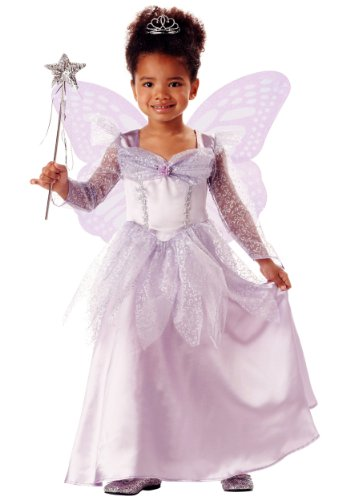 Butterfly Princess Girl's Costume