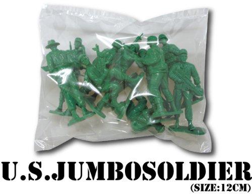 世田谷ベース【U.S.JumboSoldier】ジャンボソルジャー10体セット アメリカン雑貨アメリカン雑貨