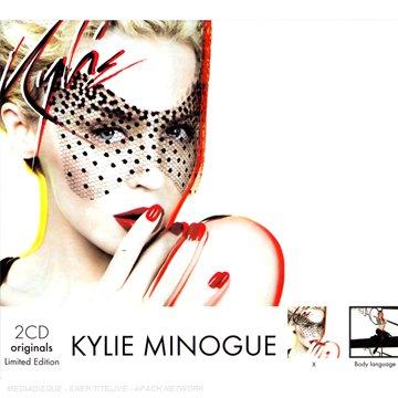 Kylie Minogue - coffret 2 cd : x / body language - Zortam Music