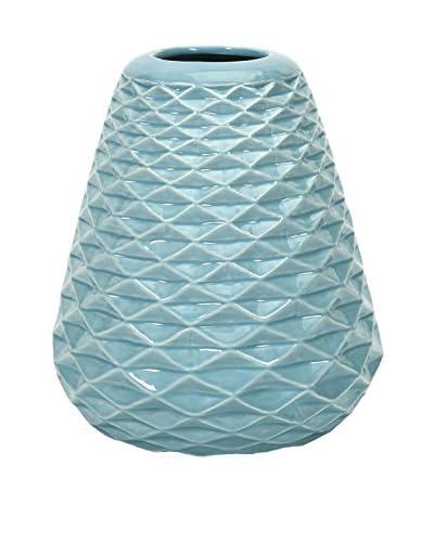 Layla Medium Geometric Vase
