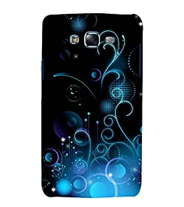 printtech Abstract Pattern Back Case Cover for Samsung Galaxy A8::Samsung Galaxy A8 A800F