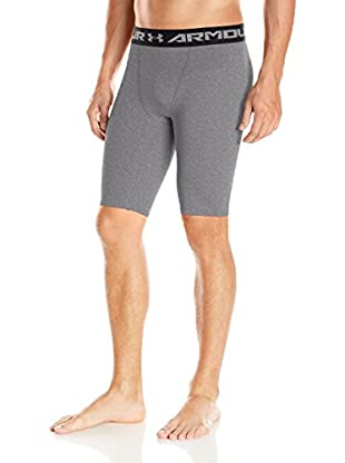 Under Armour Pantalón Interior Técnico Ua Hg Armour Long Comp Short (Carbón)