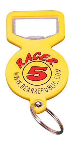 Bear Republic Brewing Company Racer 5 Key Chain Bottle Tool (Bottle Opener Keychain Bear compare prices)