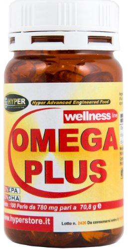 3 paquetes Omega 3 El aceite de pescado alto% EPA DHA dieta de la zona colesterol g r 70.8 100 cuentas (Para un total de 212,4 gramos -300 perlas)