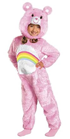 Disguise Inc - Care Bears Cheer Bear Deluxe Plush Infant / Toddler Costume
