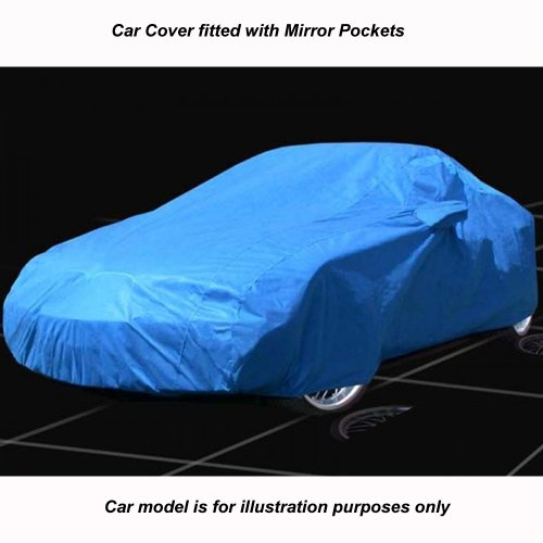 Mercedes SL350-600,SL55AMG, 63/65AMG (R230) 2002-onwards Roadster Standard Indoor Car Cover (Sahara)