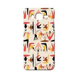 G-STAR Designer 3D Printed Back case cover for Samsung Galaxy E7 - G2772