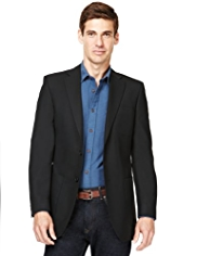 Machine Washable 2 Button Blazer