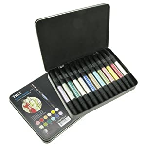 Tria Marker 12 Pen Set Fashion Design