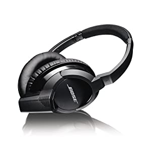 Bose AE2w Bluetooth Headphones - Black