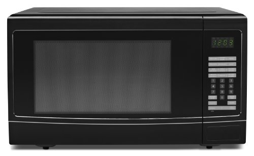 Why Choose The Amana 1.6 cu. ft. Countertop Microwave Oven, AMC2165AB, Black