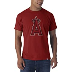 MLB Los Angeles Angels Mens Flanker Tee by