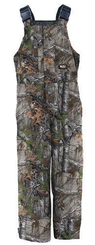 Walls Youth Grow with Me Insulated Bib Overalls XL Realtree Xtra (Protective Wall Covering compare prices)