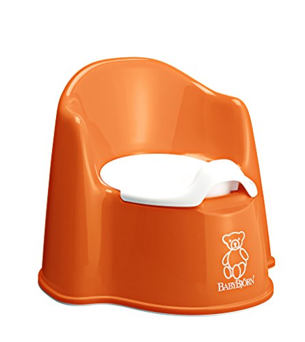 Babybjorn Potty Chair (orange) 055170 Orange By Baby Bjorn