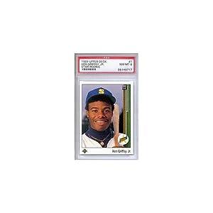 1989 Ken Griffey Jr. Upper Deck Baseball MLB Rookie Cards - Professionally Graded a... by Upper Deck
