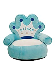 Comhoney Toddler Bubble Bean Bag Sofa Chair Kids Sofa Blue