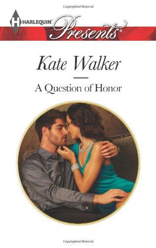Image of A Question of Honor (Harlequin Presents)