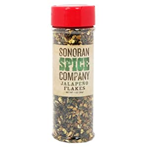 Sonoran Spice Jalapeno Flakes