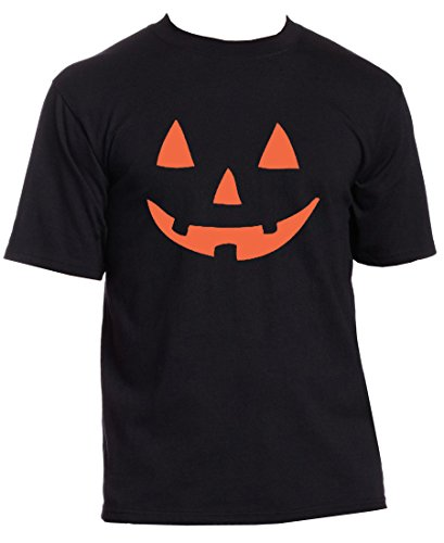 JACK O' LANTERN PUMPKIN Unisex T-shirt / Easy Halloween Costume Fun Tee