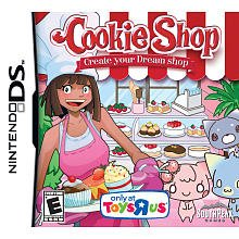 Cookie Shop Create Your Dream Shop
