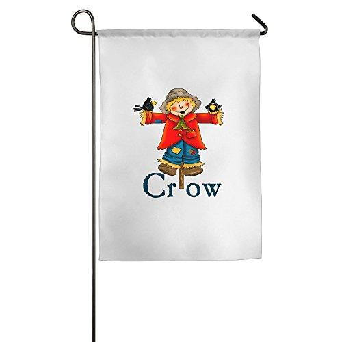 Home Crow Garden Flag Cool Flags Garden Flag Christian
