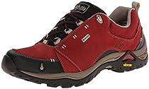 Ahnu Women's Montara II Hiking Shoe, Red Dahlia, 5 M US