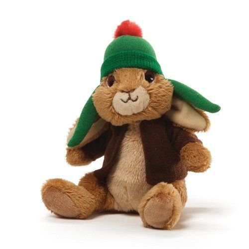 Gund Nickelodeon's Benjamin Bunny Beanbag Plush