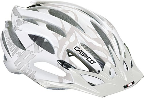 Casco Diamor Mountain Flight Cycling Helmet - Matt/White, 59-63 cm