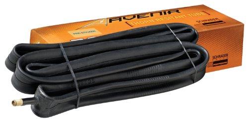 Avenir Thorn Resistant Bicycle Tube 12 Inch x 1.75-2.125 Inch Schrader Valve