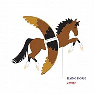 Premier designs flying horse spinner wind for Garden spinners premier designs