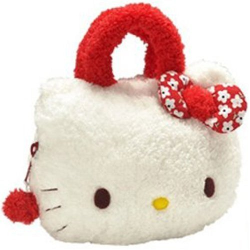 Hello Kitty 15 cm Plush Handbag (Style Varies)