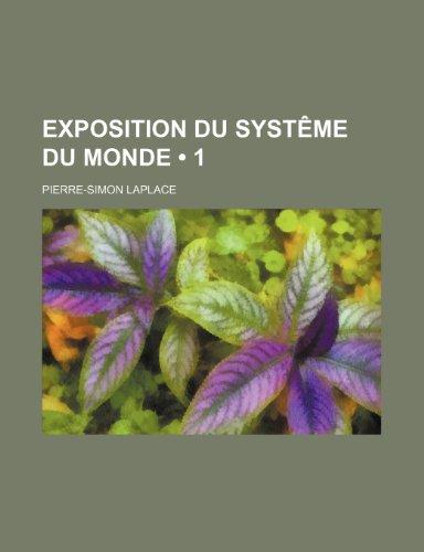 Exposition Du Systeme Du Monde (1)