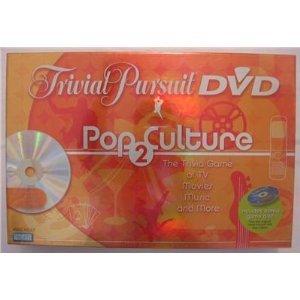 Trivial Pursuit Dvd Pop Culture 2 - 1