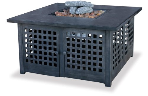 Outdoor LP Gas Outdoor Fireplace GAD920SP picture B002MP9XD6.jpg
