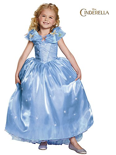 Cinderella Movie Ultra Prestige Costume for Girls