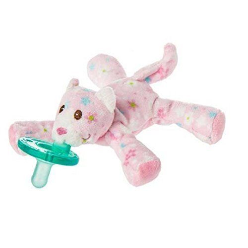 Mary Meyer Wubbanub Pacifier Little Nuzzle Kitty