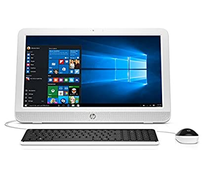 HP 20-E101IL (Celeron N3700, 2GB, 500GB, Win 10, 19.5-inch) All in One Desktop