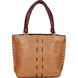 Typify Women's Handbag - Tan, Tbag59