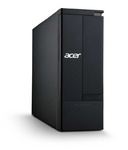 acer <AX1935シリーズ>デスクトップPC(CeleronG540/4GB/500GB/S-Multi/Win7HP64bit) AX1935-H14D